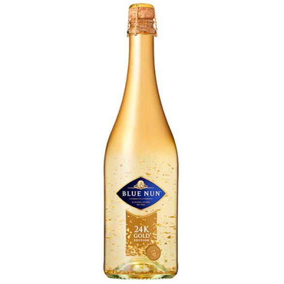 יין לבן תוסס בלו נאן גולד 24K