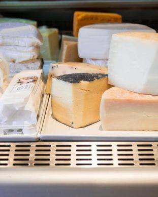 גבינות המעדנייה