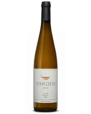 יין לבן ירדן פינו גרי