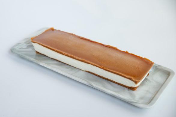 עוגת גבינה לוטוס