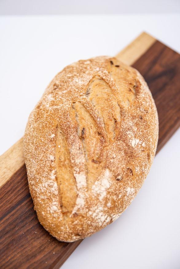 לחם מחמצת בצל