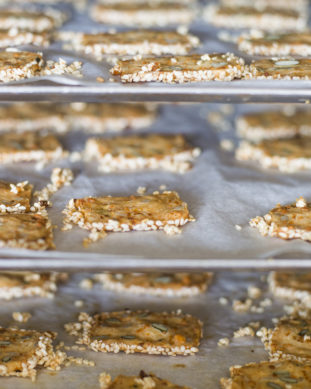 עוגיות שומשום