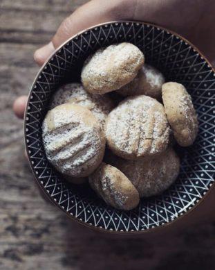 עוגיות סבלה שקדים