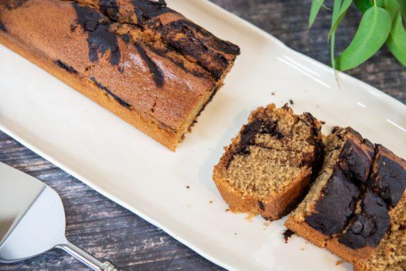 עוגה בחושה שוקו אספרסו