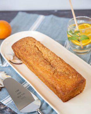 עוגה בחושה תפוז קוקוס