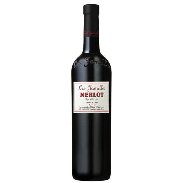 יין אדום לה ז'אמל מרלו