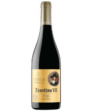 יין אדום פאוסטינו ריוחה