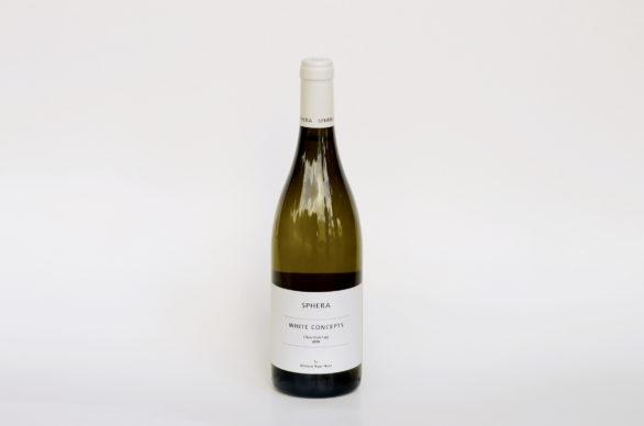 יין לבן ספרה שארדונה