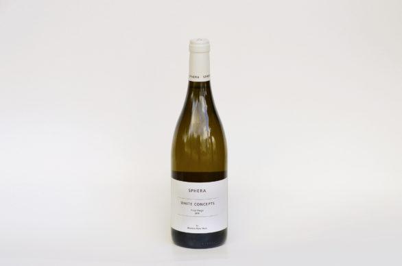 יין לבן ספרה פירסט פייג'