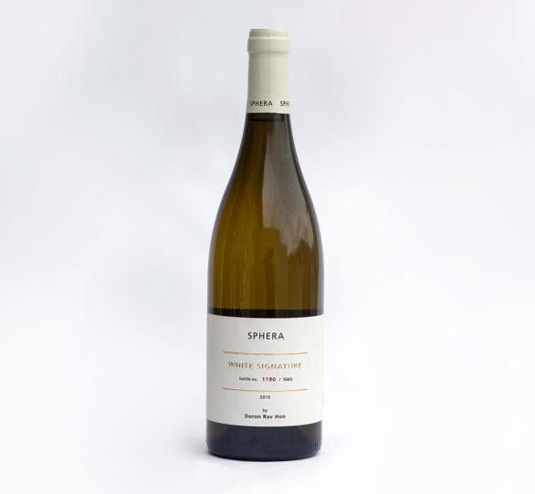 יין לבן ספרה וויט סיגנצ'ר