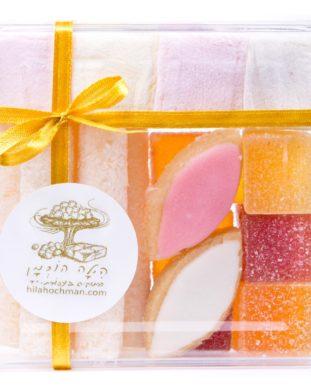 מארז ממתקים הילה הוכמן