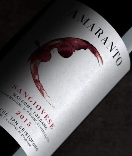 יין אדום אמארנטו