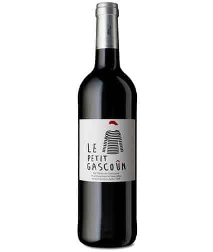 יין לה פטיט גסקון אדום