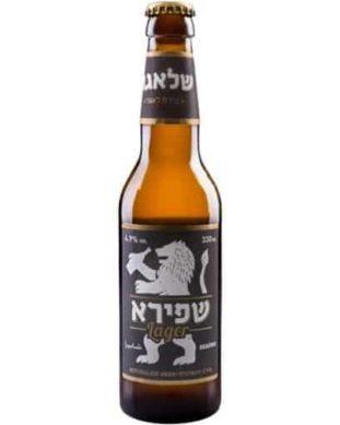 בירה שפירא לאגר