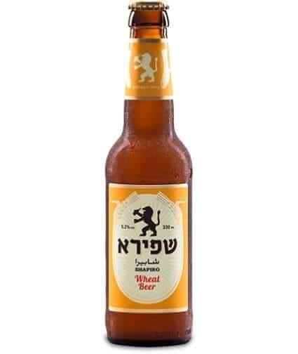 בירה שפירא חיטה