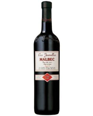 יין אדום מלבק לה ז'אמל