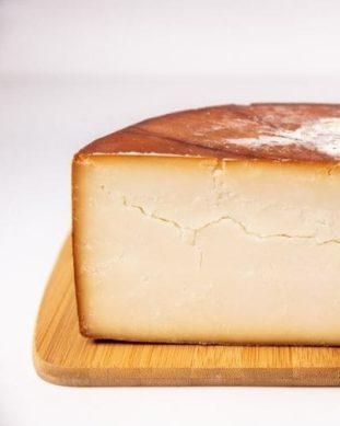 גבינת שיבולת מעושנת