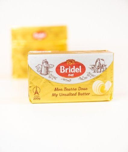 חמאה צרפתית ברידל